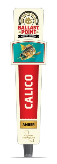 Calico Tap Handles