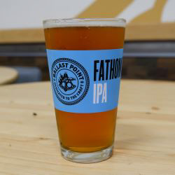 Ballast Point Fathom Pint SWATCH