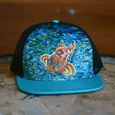 Ballast Point Sculpin Foam Trucker Hat THUMBNAIL