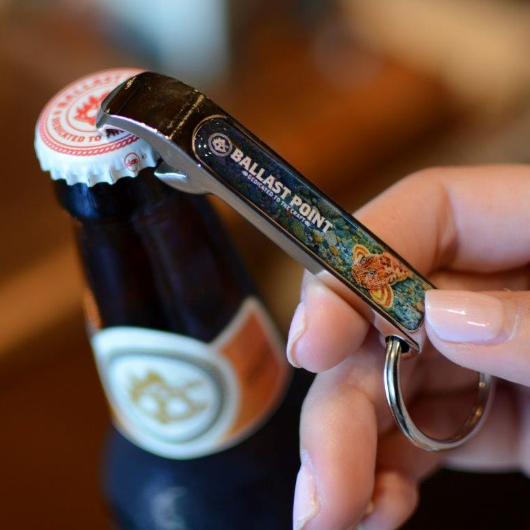 Sculpin Key Chain
