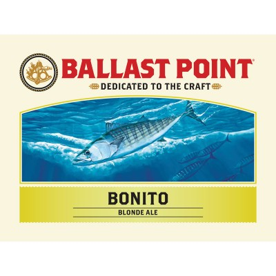 Bonito Tin Sign LARGE
