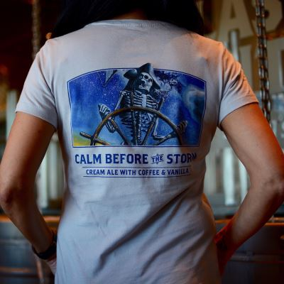 Calm Before the Storm Women's T-Shirt