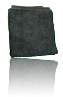 Black Brillianize Microfiber Polishing Cloth - Bulk 12 Pack THUMBNAIL