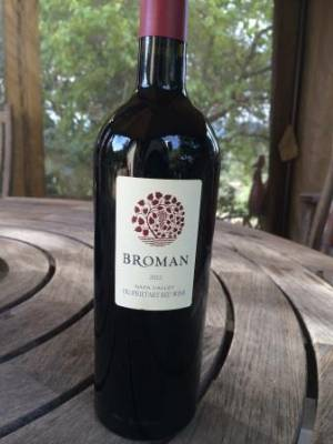 2015 Broman Napa Valley Proprietary Red Wine MAIN