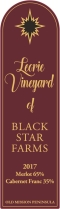 Leorie Merlot Cabernet Franc red wine label THUMBNAIL