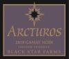 Arcturos Gamay Noir red wine label THUMBNAIL