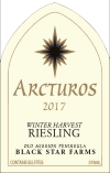 Winter Harvest dessert wine label THUMBNAIL