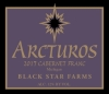 Arcturos Cabernet Franc red wine label THUMBNAIL