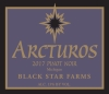 Arcturos Pinot Noir red wine label THUMBNAIL