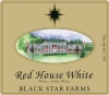 Red House White white wine label