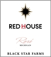 Red House Rose rose wine label THUMBNAIL