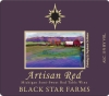 Artisan red wine label THUMBNAIL