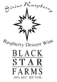 Sirius Raspberry dessert wine label THUMBNAIL