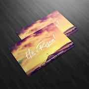 He Is Risen THUMBNAIL