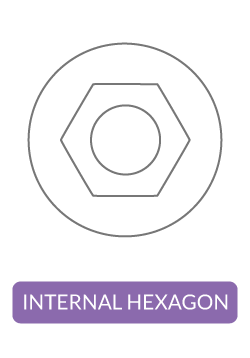 Internal Hexagon