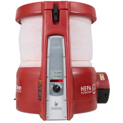 HEPA 360° Air Scrubber