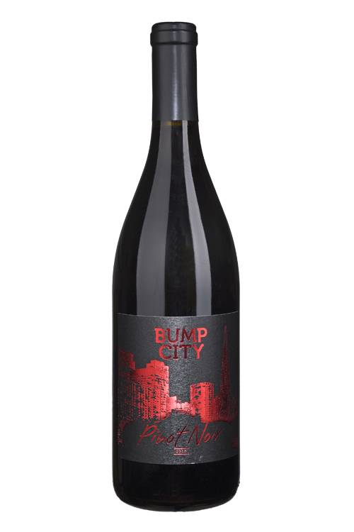 2014 BUMP CITY PINOT NOIR