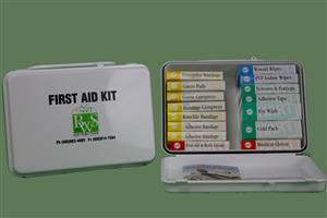 16 Unit Poly First Aid Kit MAIN