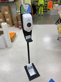 Hand Sanitizer Dispenser (Floor) THUMBNAIL