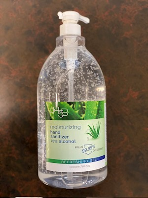 Hand Sanitizer (2000ml) MAIN