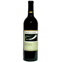2015 Frog's Leap Estate Cabernet Sauvignon MAIN