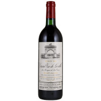 1992 Chateau Leoville Las Cases 2nd Growth
