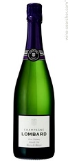 NV Champagne Lombard Brut Nature Grand Cru Blanc de Blancs MAIN