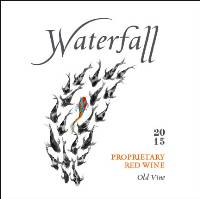 2015 Waterfall Proprietary Red Blend LARGE