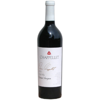 6pk of 2018 Chappellet Signature Cabernet Napa Valley THUMBNAIL