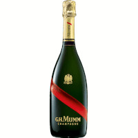 6 pack of GH Mumm Grand Cordon Brut Champagne LARGE