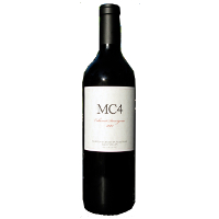 2016 MC4 Cabernet Sauvignon Napa Valley LARGE