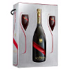6 pack of GH Mumm Grand Cordon Brut Champagne