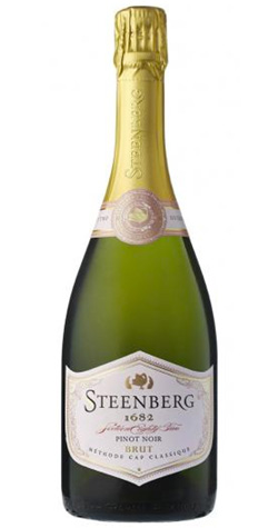 Steenberg - 1682 Brut Pinot Noir, Constantia - 2013 (750ml) :: Cape Ardor - South African Wine Specialists