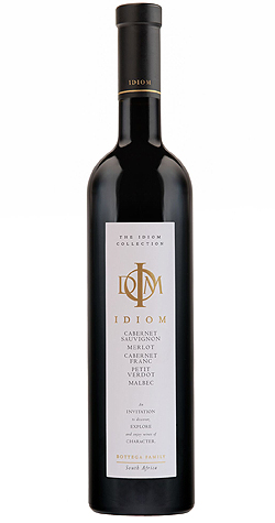 Idiom - Bordeaux Blend, Stellenbosch - 2015 | Cape Ardor LARGE