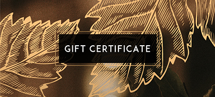 Shop Gift Certificates | Cape Ardor