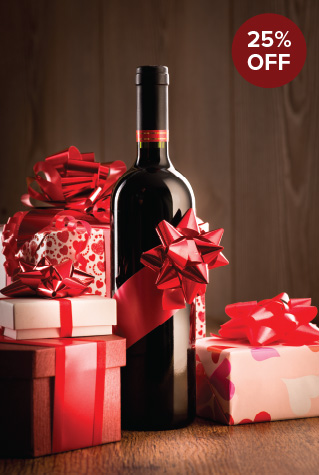 Wine Gifts - Connoisseur's Collection - Six Bottle Red, White & Rose