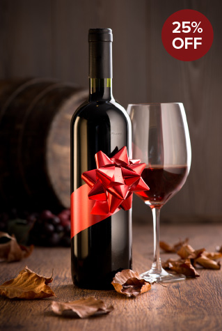 Wine Gifts - Vintner's Collection - Six Bottle Red, White and Rose
