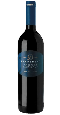 Backsberg - Premium Cabernet Sauvignon, Paarl - 2015 (750ml) :: South African Wine Specialists