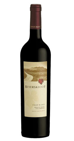 Beyerskloof - Field Blend, Stellenbosch - 2015 (750ml) :: South Africa & New Zealand Wine Specialists MAIN