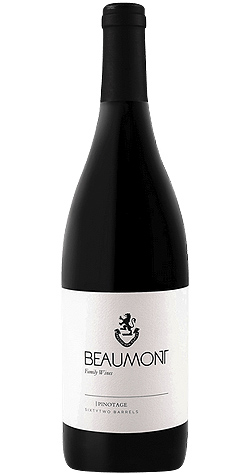 Beaumont - Pinotage, Overberg - 2016 | Cape Ardor LARGE