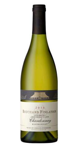 Bouchard Finlayson - 'Crocodile's Lair' Chardonnay, Overberg 2016 :: Cape Ardor - South African Wine Specialists