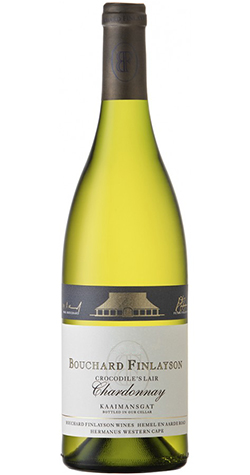 Bouchard Finlayson - 'Crocodile's Lair' Chardonnay, Overberg 2017 :: Cape Ardor - South African Wine Specialists LARGE