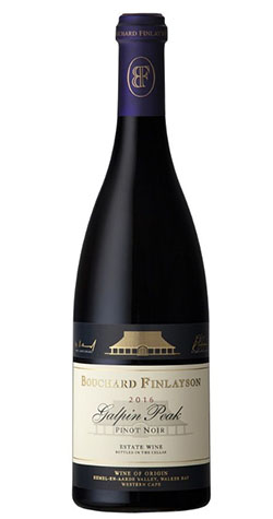 Bouchard Finlayson - 'Galpin Peak' Pinot Noir, Walker Bay - 2016  :: Cape Ardor - South African Wine Specialists_LARGE