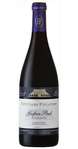 Bouchard Finlayson - Galpin Peak Pinot Noir, Walker Bay - 2017  :: Cape Ardor - South African Wine Specialists MAIN