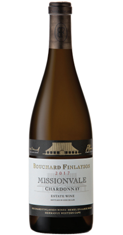 Bouchard Finlayson - Missionvale Chardonnay, Walker Bay 2017 :: Cape Ardor - South African Wine Specialists LARGE