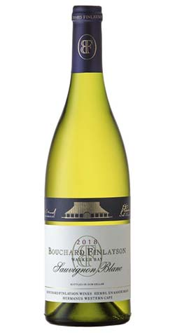 Bouchard Finlayson - Sauvignon Blanc, Walker Bay 2018 :: Cape Ardor - South African Wine Specialists_LARGE