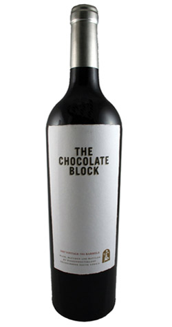 Boekenhoutskloof - The Chocolate Block - 2015 (750ml) :: South African WIne Specialists