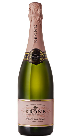 Krone - Cuvee Brut MCC Rose, Tulbagh - 2014 (750ml) :: South African Wine Specialists