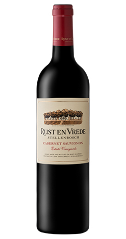 Rust en Vrede - Estate Vineyards Cabernet Sauvignon, Stellenbosch - 2017 (750ml) :: South African Wine Specialists MAIN