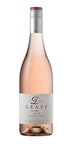 Delaire-Graff - Cabernet Franc Rose, Stellenbosch - 2017 (750ml) :: South African Wine Specialists